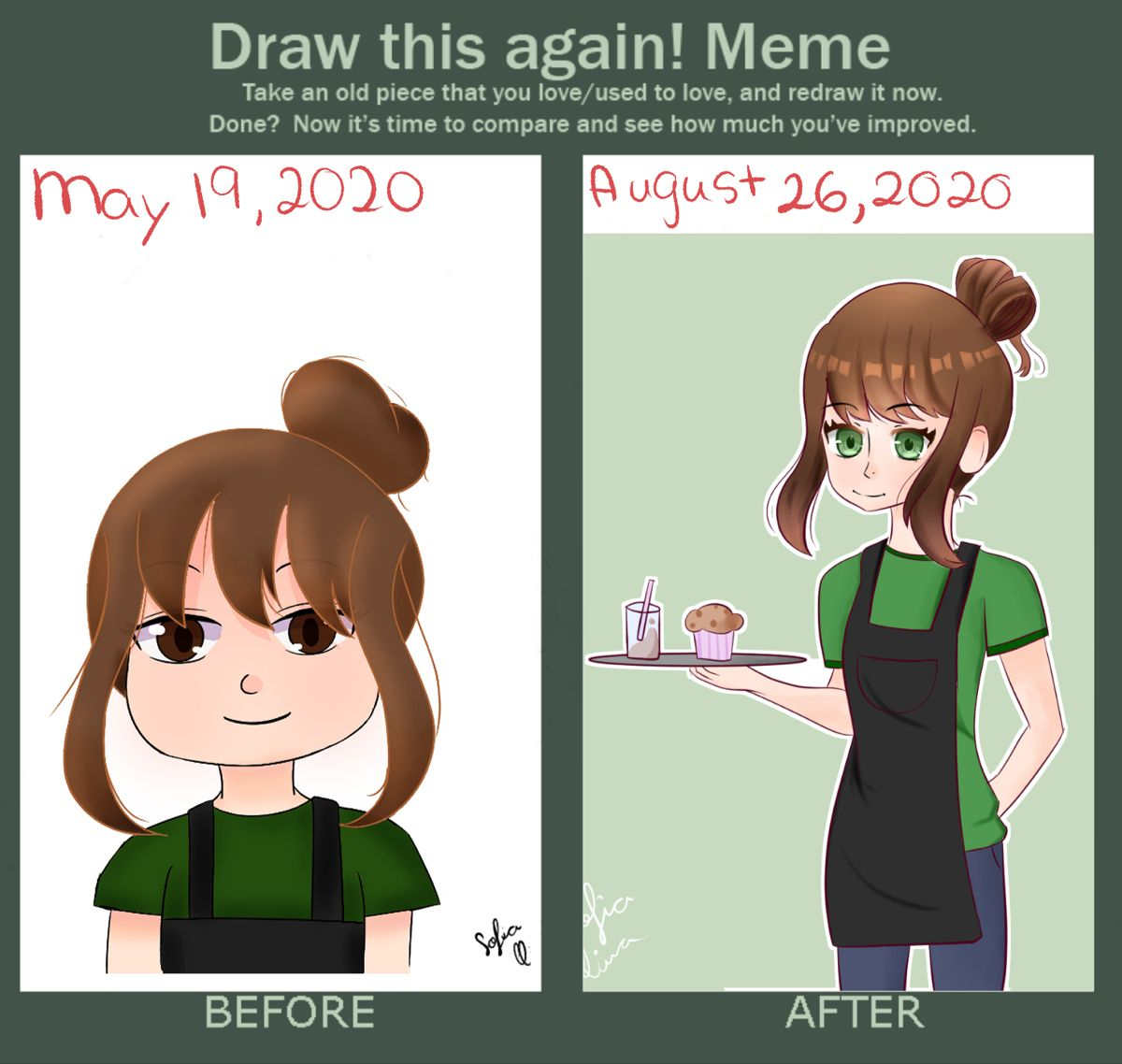 Draw This Again Meme Memes Olds Fictional Characters