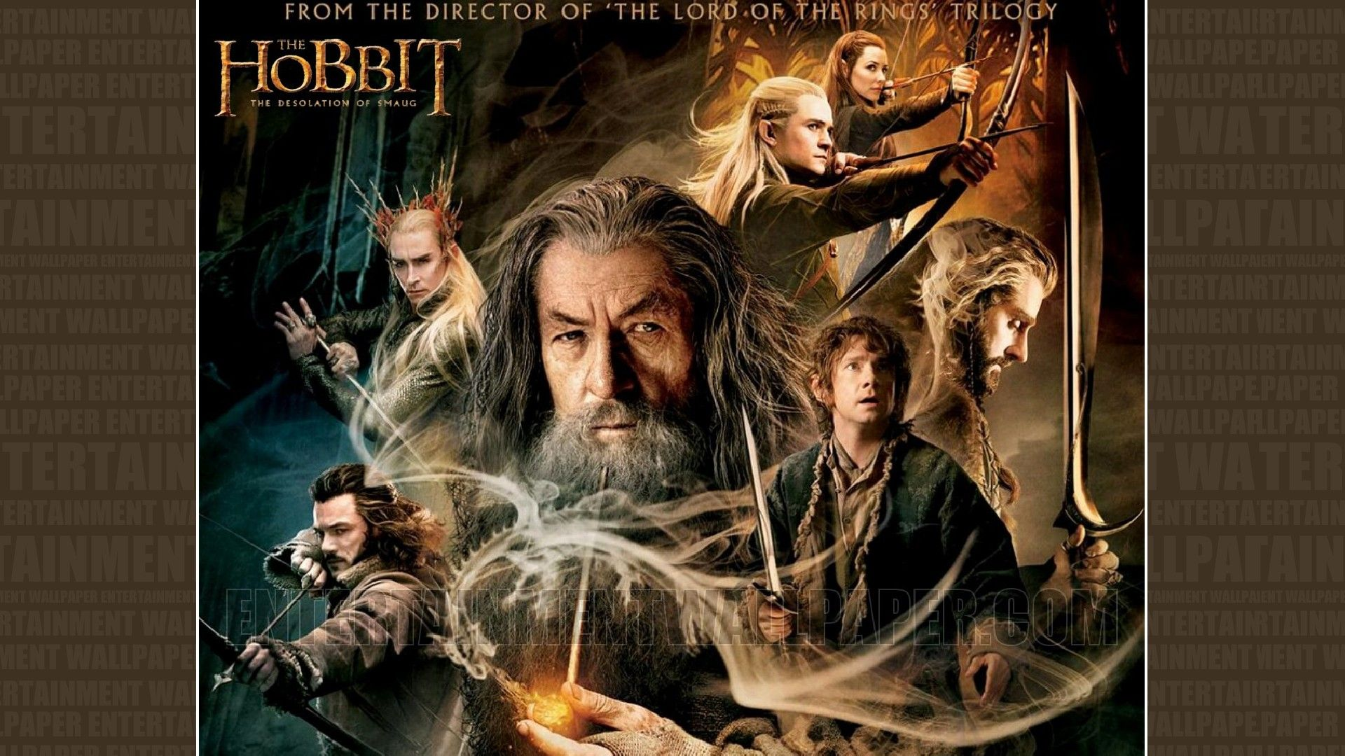 The Hobbit Desolation Of Smaug Wallpaper WallDevil