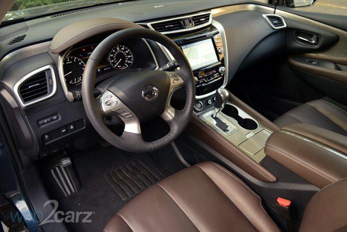 2015 Nissan Murano Interior   Google Search