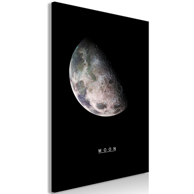 Obraz Ksiezyc 1 Czesciowy Pionowy Artgeist Sklep Z Meblami Mirat Moon Celestial Bodies Vertical