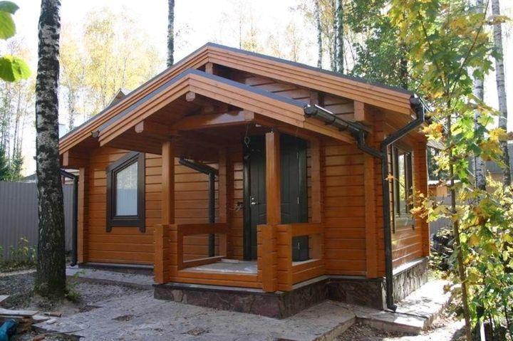 Дачные бани: фото и дизайн   Дом, Загородные коттеджи ...