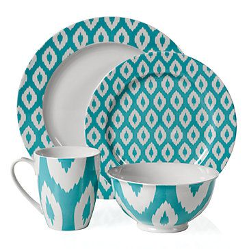 Aquamarine Kenza dinnerware for an uplifting experience every time you serve a meal. These dishes  sc 1 st  Pinterest & Z Gallerie Spring/Summer Look Book 2012 | Dinnerware Aquamarines ...
