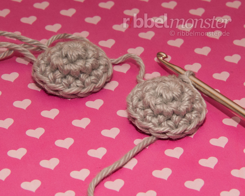 Amigurumi - Herz häkeln - Häkelanleitung | handmade | Pinterest