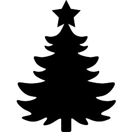 Great Website For Silhouettes Need To Buy Digital Bundle Of 14 99 Christmas Tree Silhouette Silhouette Christmas Christmas Stencils