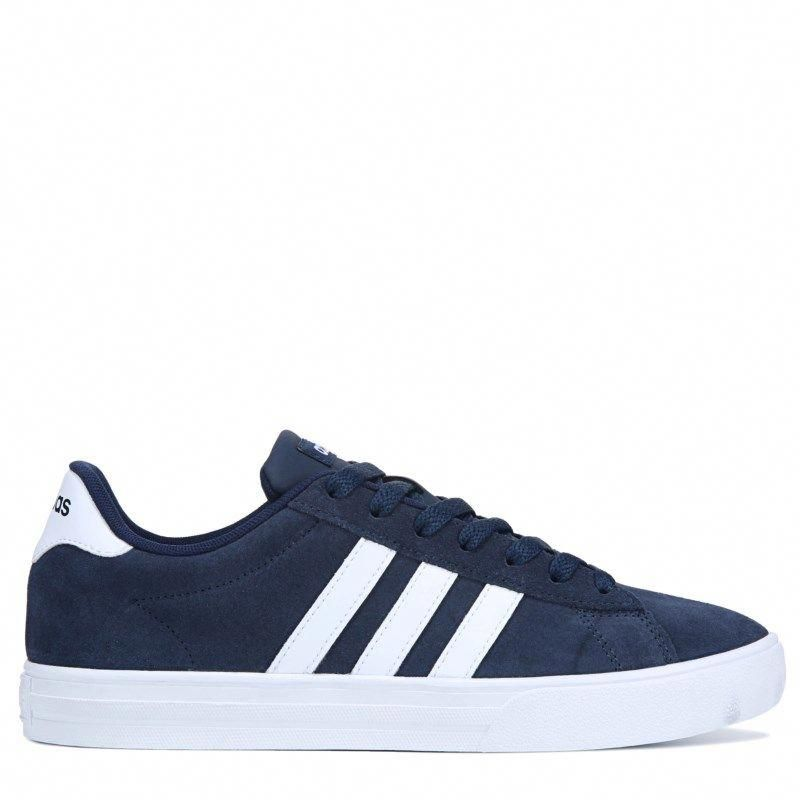 Adidas Men's Daily 2.0 Suede Sneakers