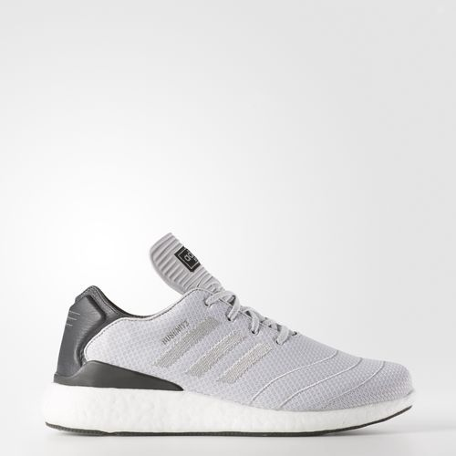 66eb0984ad80 Busenitz Pure Boost Shoes - Grey   Shoes are Life   Pinterest
