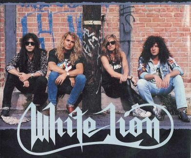 Image result for white lion band