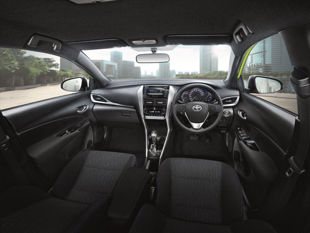 Spesifikasi Harga Toyota Yaris Semarang Mobil New Toyota Yaris