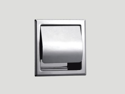 304 Stainless Steel Recessed Toilet Paper Holder Recessed Toilet Paper Holder Toilet Roll Holder Toilet Paper Holder