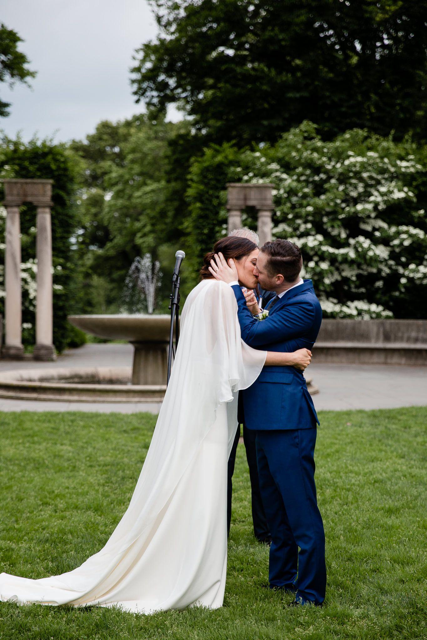 Brooklyn Botanic Gardens Wedding Yasmin and John — Sarah