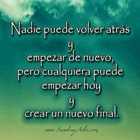 #Hoyeseldia y AHORA es el momento de empezar a vivir la vida que quieres.  No pierdas más tiempo, empieza YA! #FelizLunes www.SandrayAdri.com
