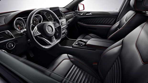 Image Result For 2018 Mercedes Benz Amg Gle 43 Interior