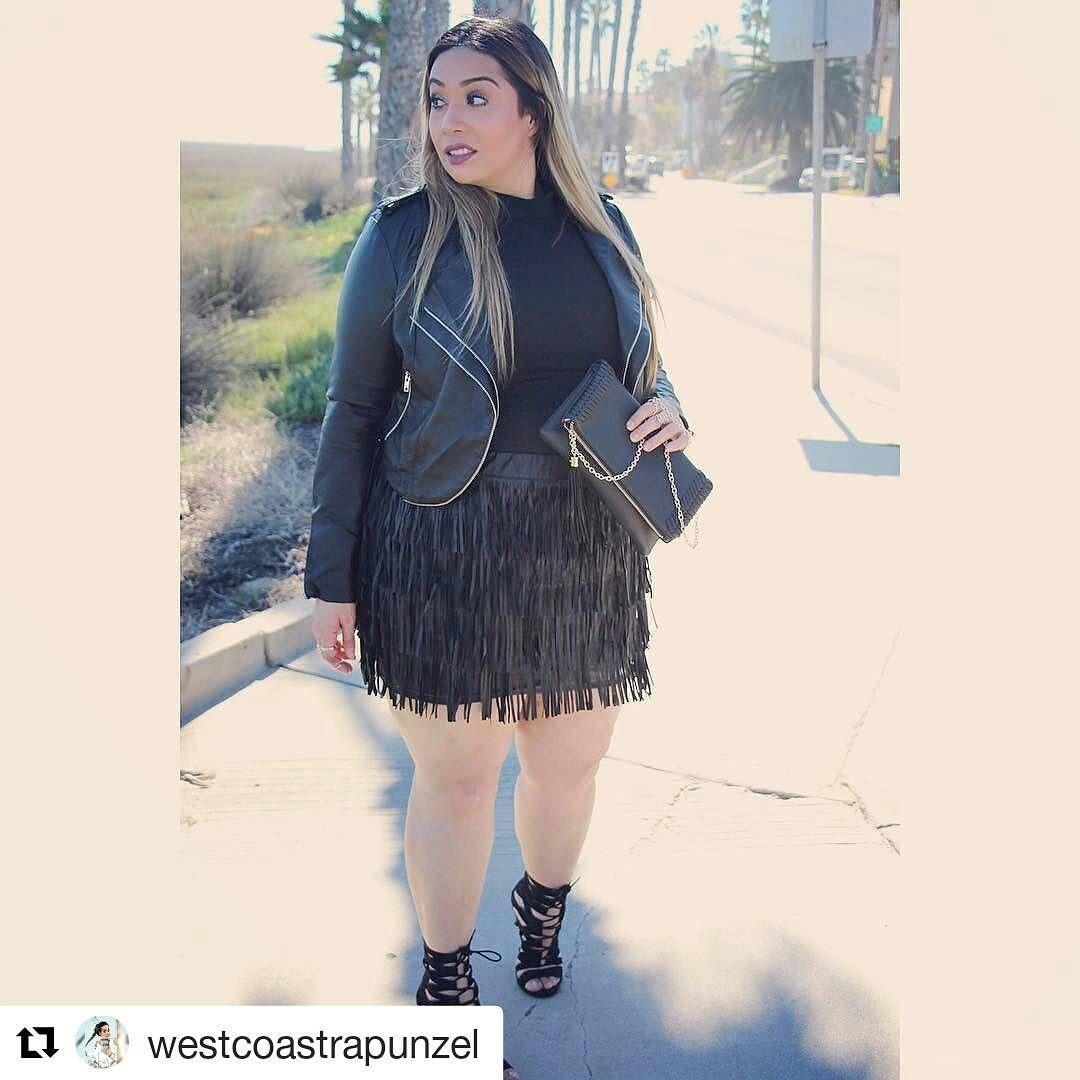 @westcoastrapunzel #outfitoftheday #plussizemodel #bbwstyle #instafashion #bbw #fashionista #plussizelife #plussizefashion #curvesfordays #fashionblogger #fullfigured #fullfiguredmodels #plussizebeauties #curvyfashion #lifethrowcurves #fashion #fullofcurves #boldncurvy #cns2 #boldcurvyfashionista #psblogger #respectmycurves #thickgirlzrock #dopecurvyladyalert #curvyladiespromo #celebratemysize #fabulous #plussizedivas #curvygirls