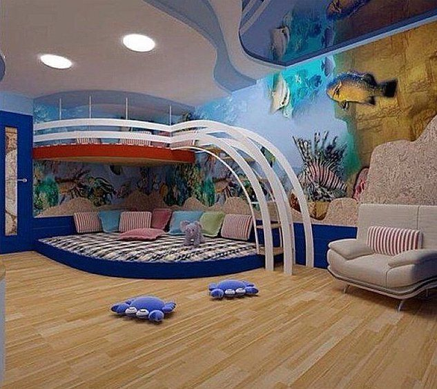 Best These 27 Crazy Kids Rooms Will Make You Want To Redecorate Immediately Cool Kids Rooms Cool 640 x 480