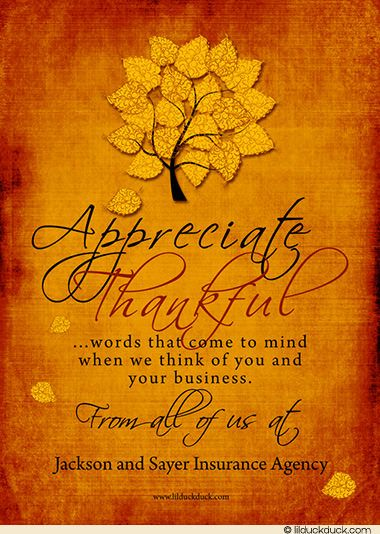 Thanksgiving sayings for business thanksgiving pinterest featuring up to three optional photos with personalized text thanksgiving card uses colourmoves