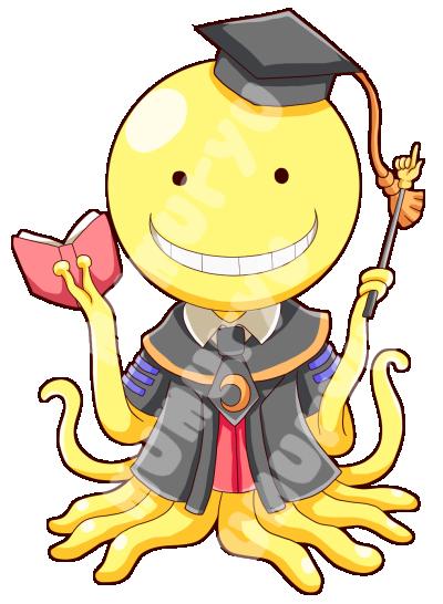 Koro Sensei By Mumuryu Assassination Classroom Chibi Koro