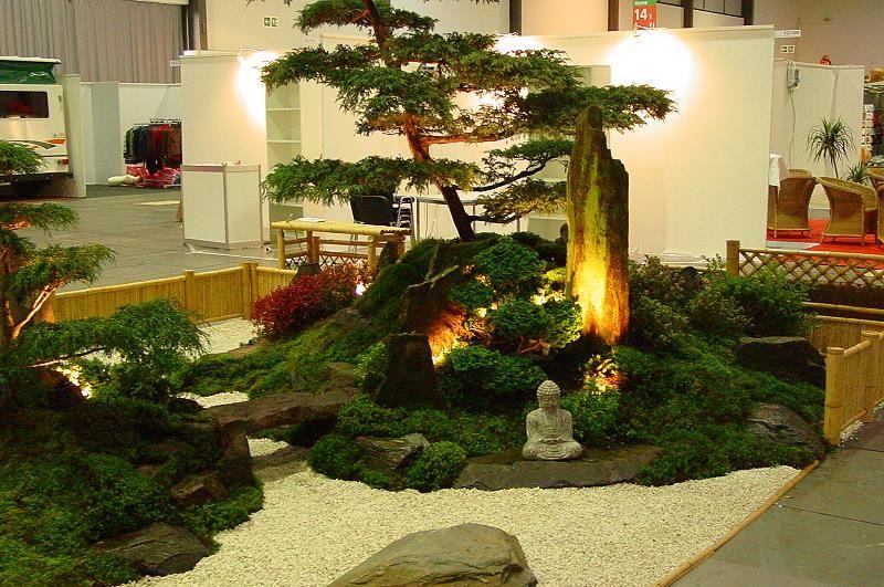 der kleine Japangarten | Garten | Pinterest | Japanische, Gärten ...
