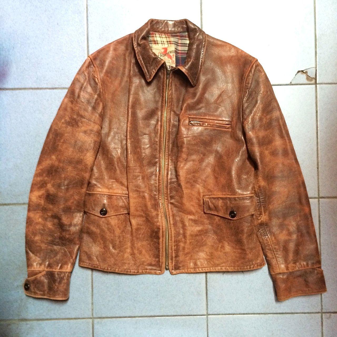 eBay Vintage Leather