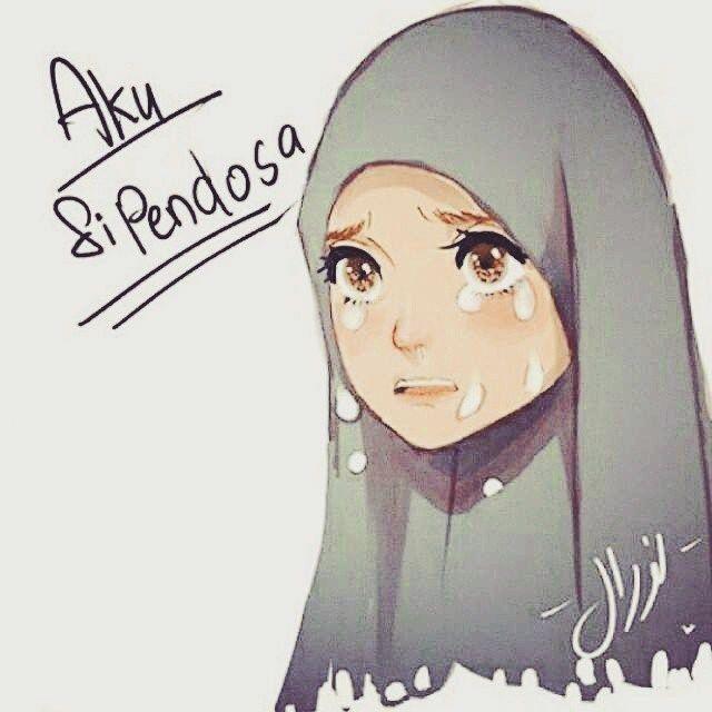 75 Gambar Kartun Muslimah Cantik Dan Imut Bercadar Sholehah Lucu Gambar Gambar Kartun Kartun Gambar