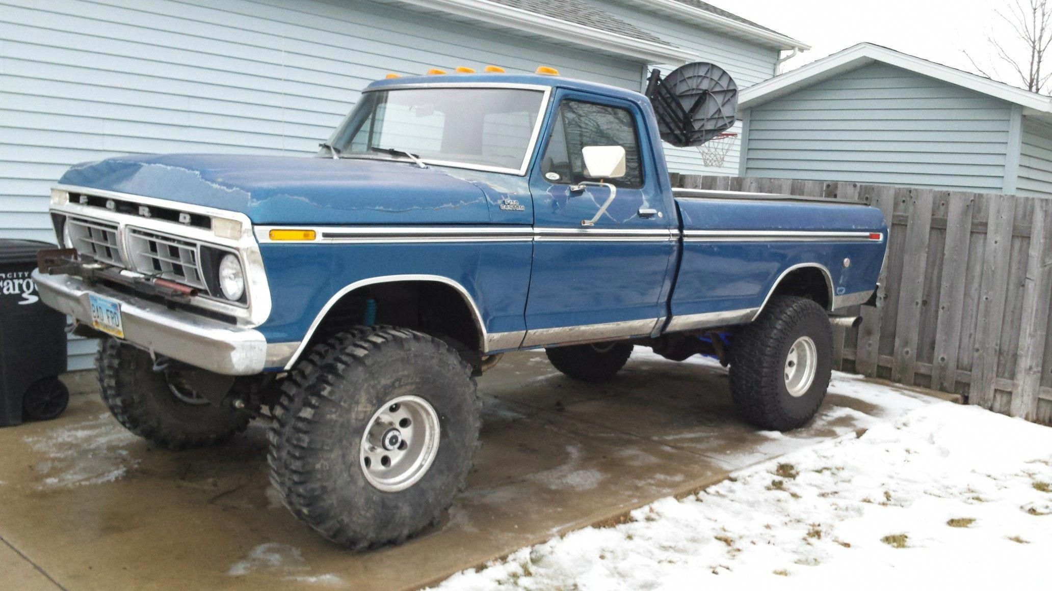 Amazing i really prefer this colour for this 1983 f150