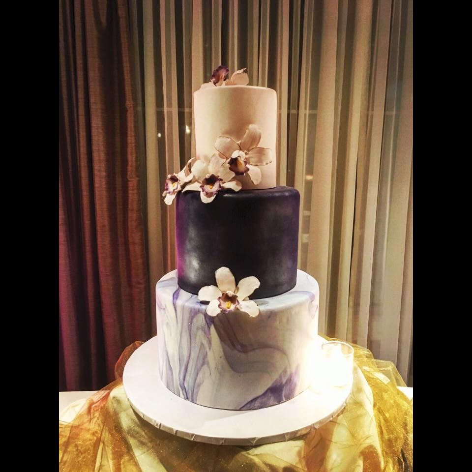 Spinelli's Wedding Cake