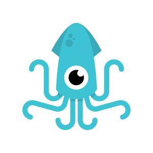 logo ideas and logo inspiration resources for logo designers at logolounge com logos squid logo design logos squid logo design