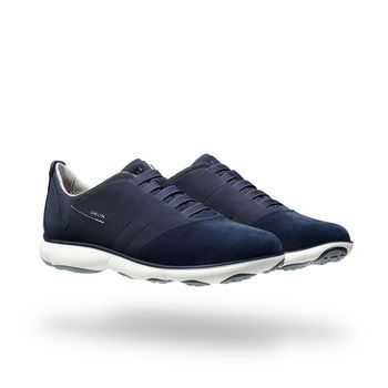 Geox Dynamic Herren Sneaker in Blau
