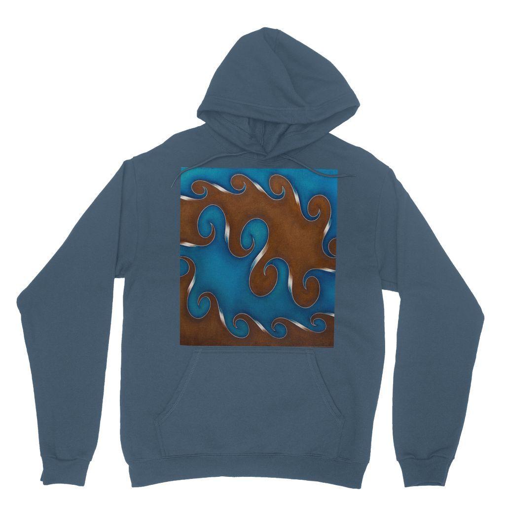 Vortex, No. 3 Heavy Blend Hooded Sweatshirt