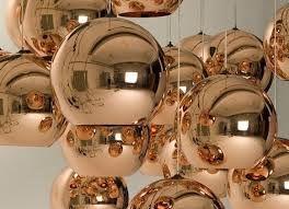 koper lamp