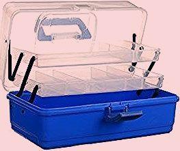Photo of Eine preiswerte Hobby- oder Angelbox ist perfekt für ein einfaches Erste-Hilfe-Set, …