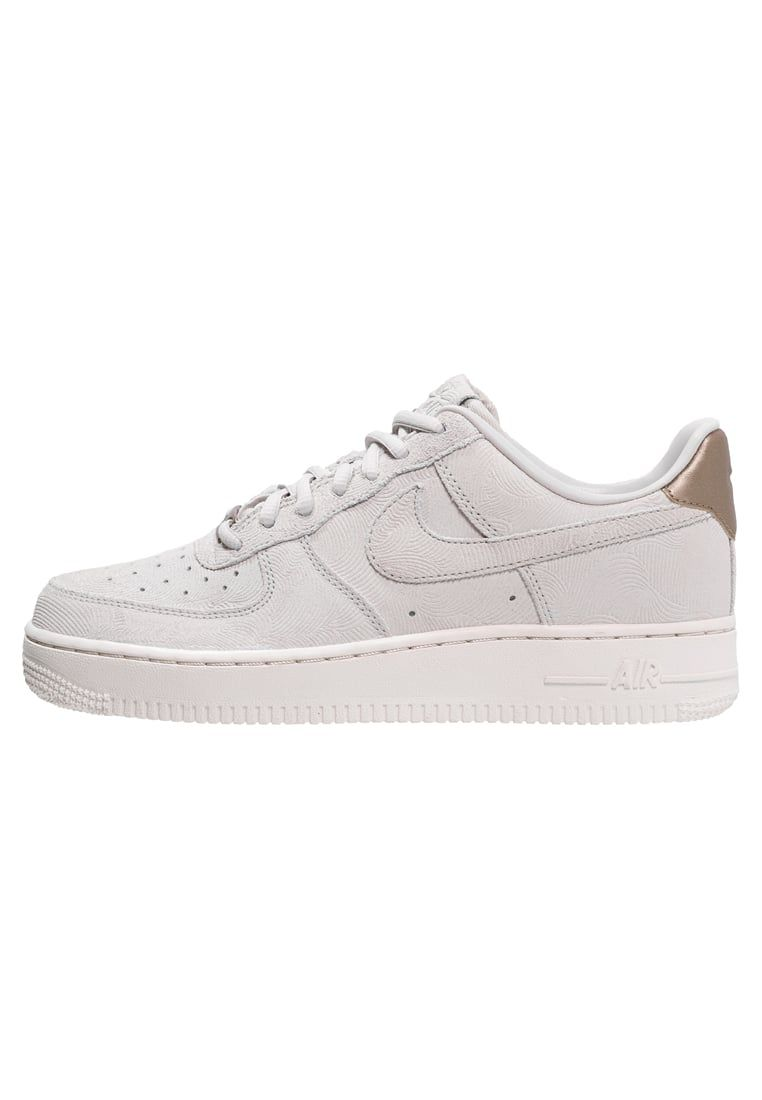 buy popular c34fe a9e35 Baskets Nike Sportswear AIR FORCE 1 07 PREMIUM - Baskets basses - gamma  grey phantom