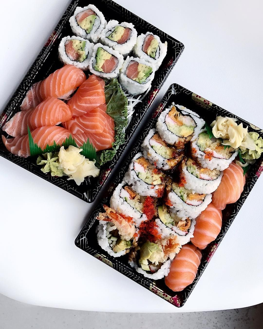 The Three Top Sushi Restaurants In Toronto My Opinion Best Downtown I Ve Included That Serve