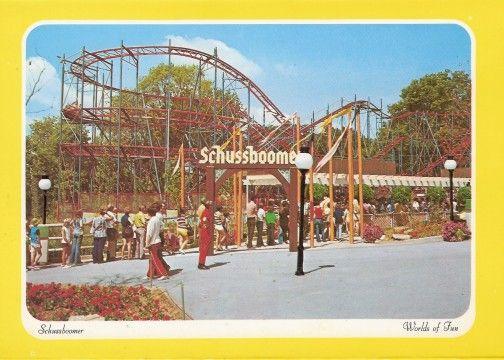 Schussboomer 1973 1984 Worlds Of Fun Kansas City Missouri Height 44 Ft Kansas Missouri Kansas City Missouri Kansas Photos