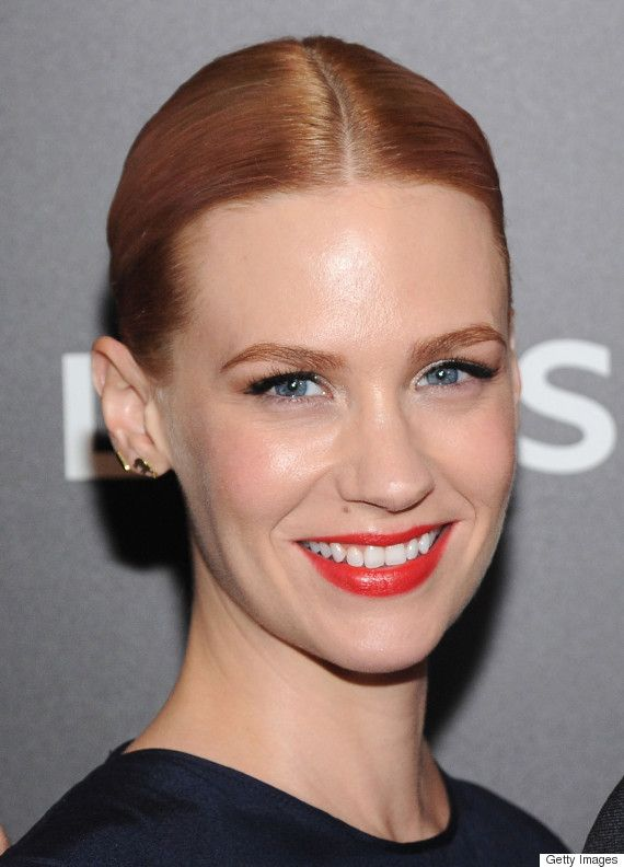 Do Strawberry Blondes Really Have More Fun January Jones