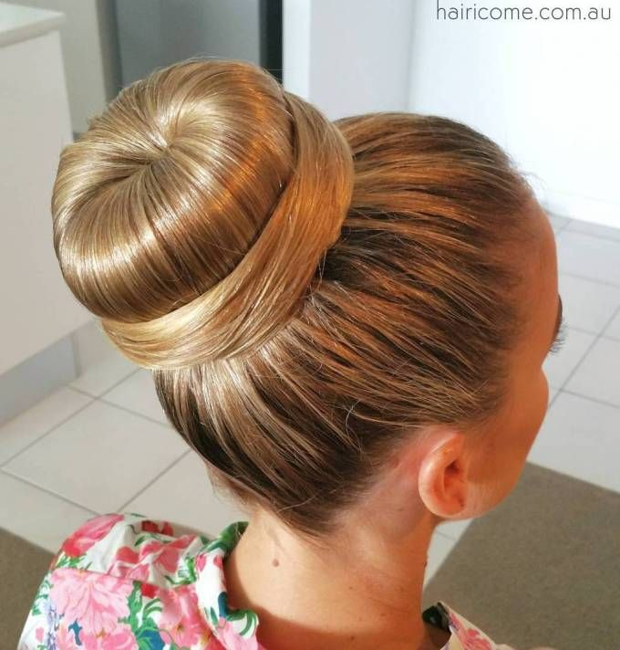 20 Volume Boosting Sock Buns You Ll Love To Try Donut Bun Hairstyles Easy Bun Hairstyles Bun Hairstyles