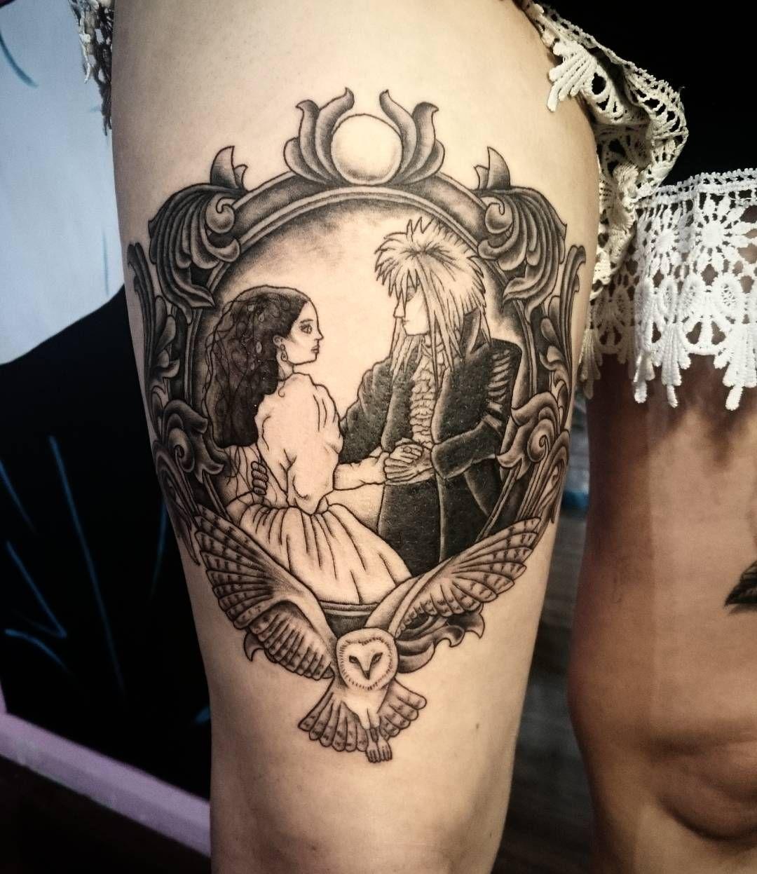 Labyrinth Tattoos: Sleeve Tattoos, Labyrinth Tattoo, David Bowie