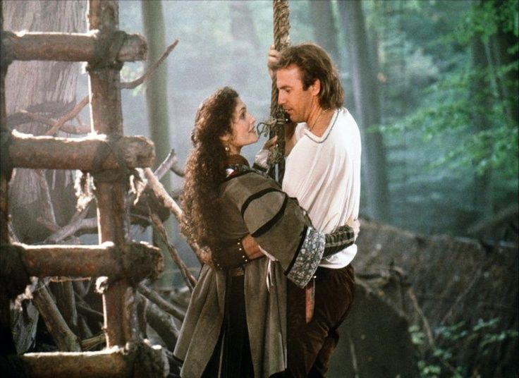 Robin Hood: Prince of Thieves - Kevin Costner - Mary ...
