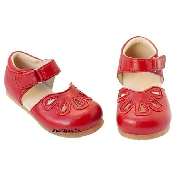 61039bb26cbfe9 Toddler Shoes - Livie   Luca PETAL RED Sandals