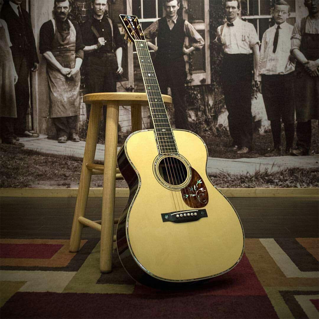 Martin OM-45 Acoustic Guitar