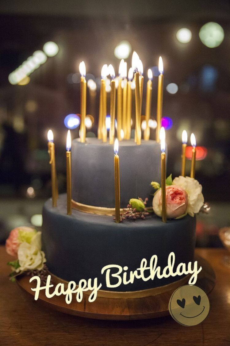 Admirable Pin By Tehmina On Birthday Wish Birthday Cake With Candles Funny Birthday Cards Online Overcheapnameinfo