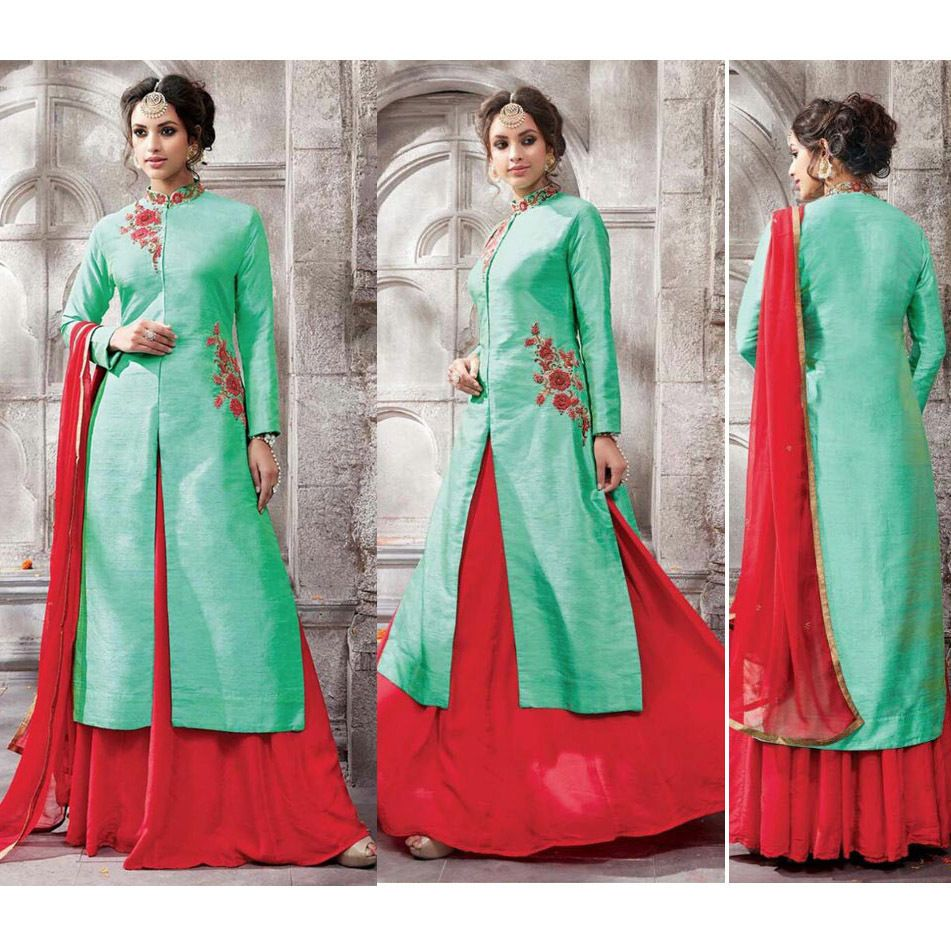 Fine Indian Wedding Salwar Suits Gallery - Wedding Dress - googeb.com