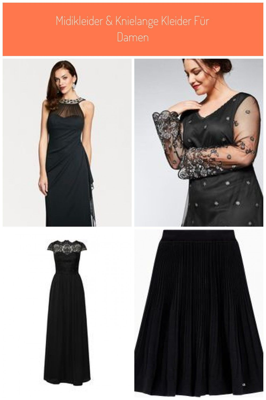 heine abendkleid damen, schwarz, größe 40 2020 - #abend