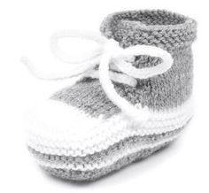 Photo of Stricken für den Nachwuchsfan: Babyturnschuhe