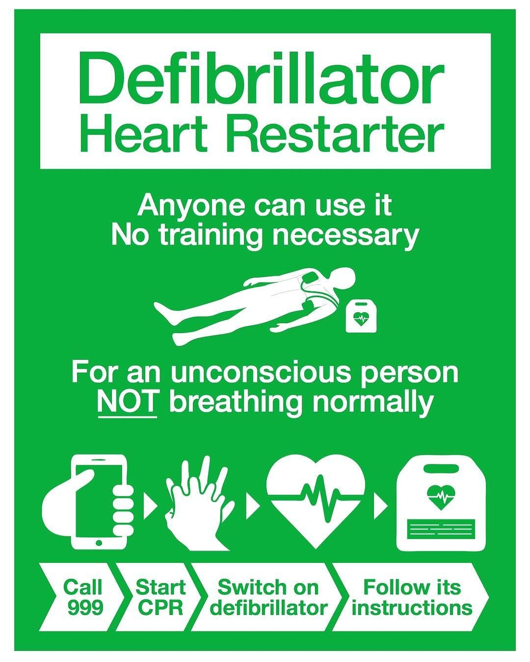 How do defibrillators (AEDs) work Cpr training, Cpr