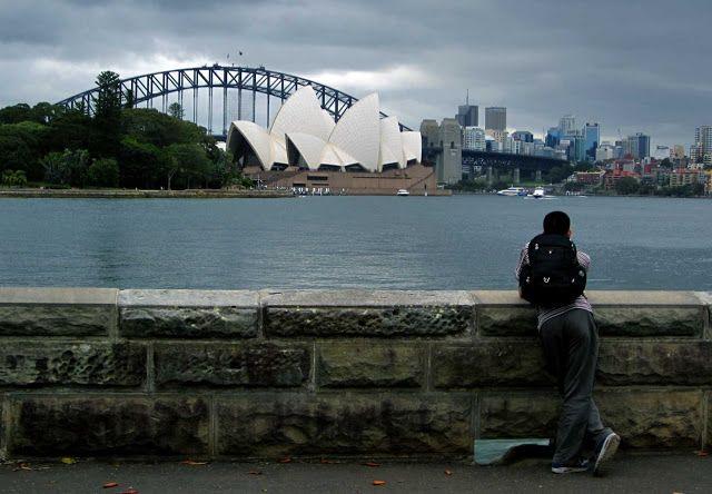 86b323efbda02e86fb38c5d442d734e4 - Sydney Opera House To Botanic Gardens Walk
