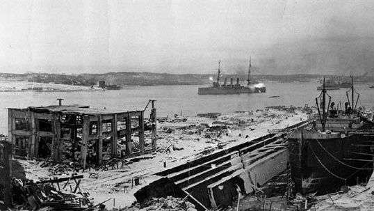 On this day: December 6 | Halifax explosion, Halifax, Canada history