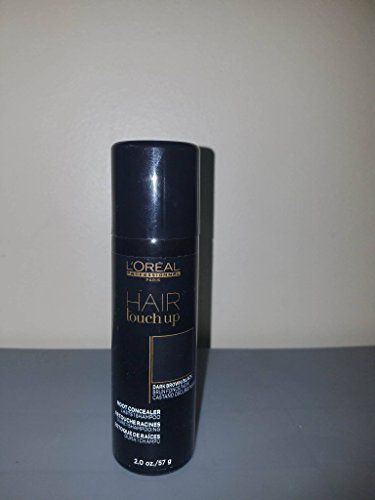 L Oreal Hair Touch Up Root Concealer Black 2 0 Oz Root Concealer Loreal Hair Concealer