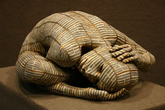 Sculpture by Rabarama Paola of Rome, Italy