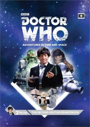Second Doctor | time and space role playing game the second doctor sourcebook