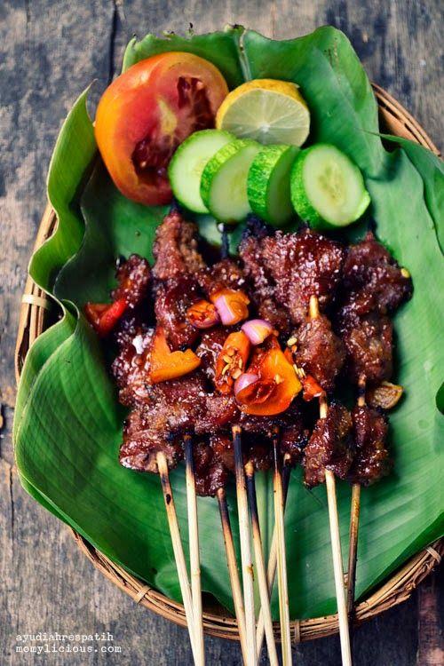 Sate Maranggi A La Purwakarta Makanan Dan Minuman Fotografi Makanan Ide Makanan